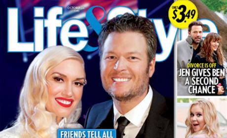 Blake Shelton and Gwen Stefani: Married?!?