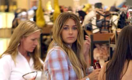 Lauren Conrad Dodges Brody Question, Jabs at Heidi