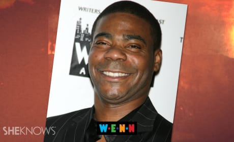 Tracy Morgan: On the Mend