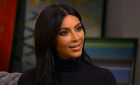 Kim Kardashian: Go On, Just TRY to Work as Hard as Me!