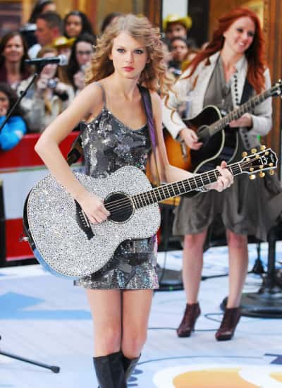 On the Guitar