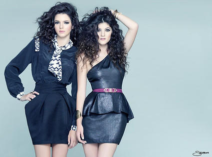Kendall and Kylie Jenner Pic