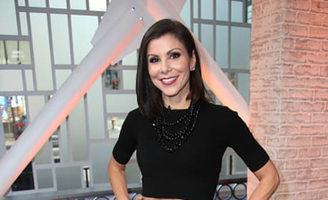 Heather Dubrow Looking Great