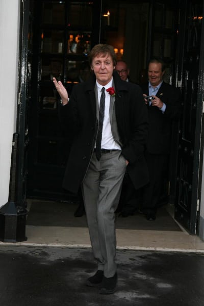 Pic of Paul McCartney