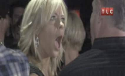 Kate Gosselin Tries, Fails to Loosen Up
