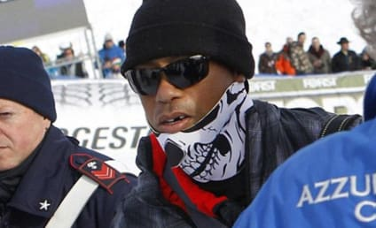 Tiger Woods' Tooth Makes More Headlines Than Lindsey Vonn Breaking Skiing Record