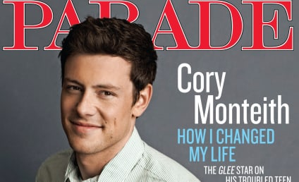 "Cory Monteith Opens Up About ""Serious"" Drug Problem, Rehab"
