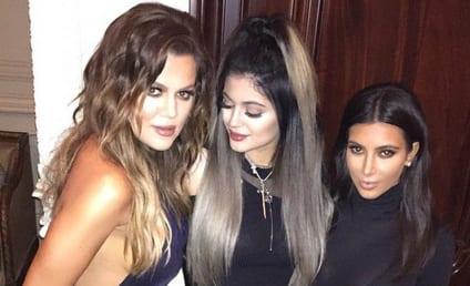 Khloe Kardashian Crotch Alert: Star Nearly Bares All at French Montana Birthday Party