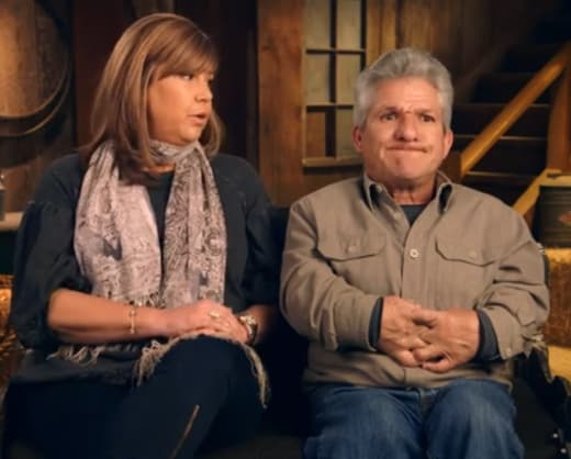 Caryn Chandler and Matt Roloff Get Blunt