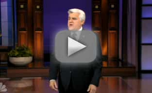 Jay Leno Cracks Wise About Justin Bieber