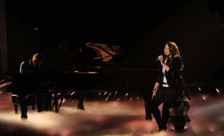 Melanie Amaro on Stage