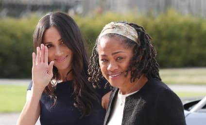 Meghan Markle's Mother is HYPED for a Royal Grandbaby!