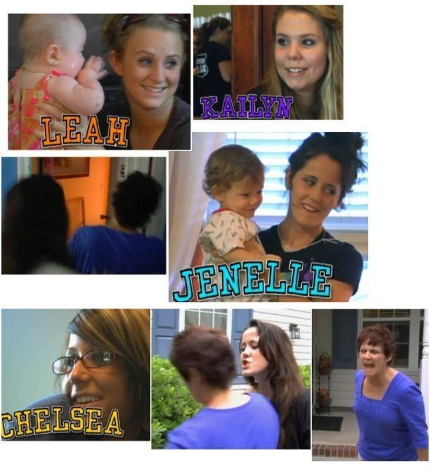 Cast of Teen Mom 2