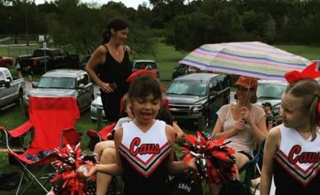 Sophia Abraham: Slammed After Sharing Cheerleading Photo