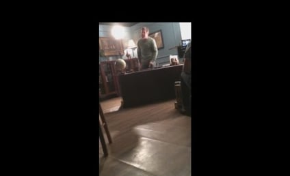 Dennis Quaid Freak Out Caught on Video: I'm Acting Here, D-ckhead!!!