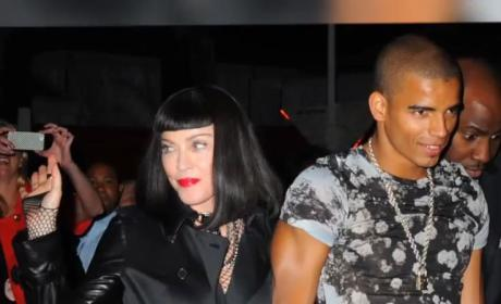 Madonna Engaged to Brahim Zaibat?