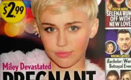 Miley Cyrus: Pregnant, Dumped By Patrick Schwarzenegger?