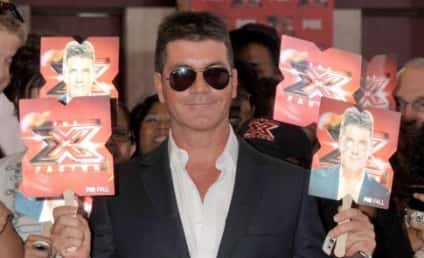 Simon Cowell Scoffs at Beyonce Rumor, Jabs at The Voice