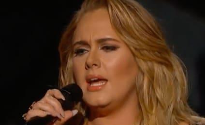 "Adele Says ""Hello"" to 2017 Grammy Awards: WATCH!"