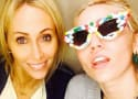 Tish Cyrus: Miley and I Twerk Every Saturday!