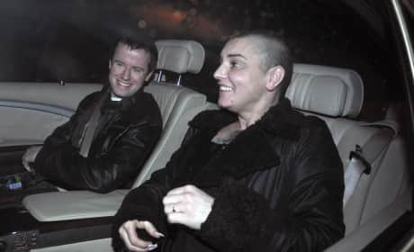 Sinead O'Connor, Husband