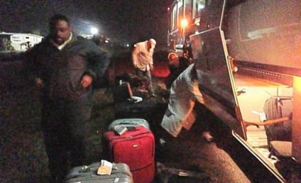 Cruise Ship Bus Breaks Down After Carnival Triumph Reaches Land