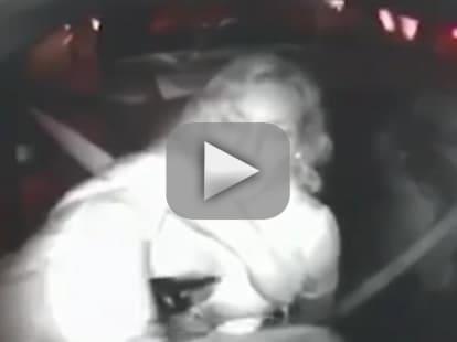 Luann de lesseps threatens to murder cop in this arrest video