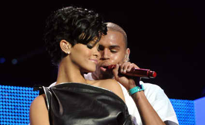 Rihanna on Chris Brown Remixes: All About the Music!