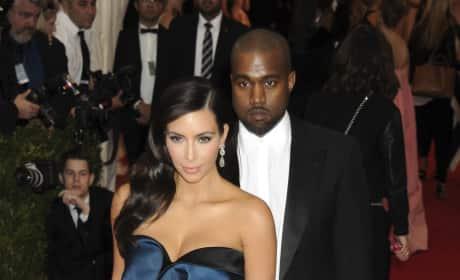 Kim & Kanye: Costume Institute Gala 2014