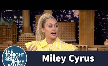 Miley Cyrus Talks Vegan Lifestyle, Her Typical Day