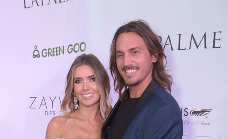 Audrina Patridge and Corey Bohan Image