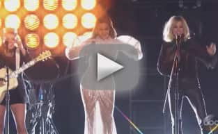 Beyonce and Dixie Chicks - Daddy's Lessons (CMA 50th Awards)