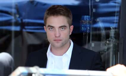 Robert Pattinson: Author's First Choice for Fifty Shades of Grey?