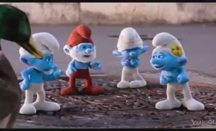 The Smurfs 2 Trailer: Turning Smurfette Evil
