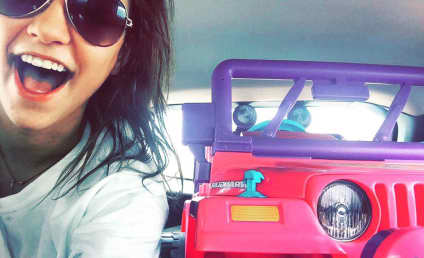 Texas State Student Gets DUI, Drives Around in Barbie Jeep