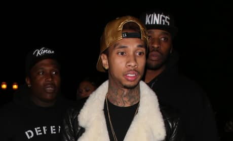 Tyga on Kylie Jenner: We're Not Dating!