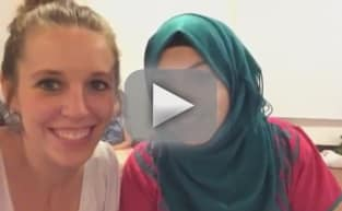 Jill Duggar Disrespects Muslim Culture, Gets Blasted By Fans!