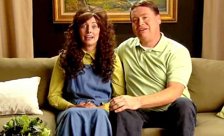 Michelle Duggar and Jim Bob Duggar: Mocked by Funny or Die