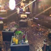 Chris Brown-Drake Bar Fight Aftermath