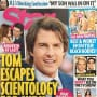 Tom Cruise Star Cover