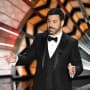 Jimmy Kimmel at the Oscas