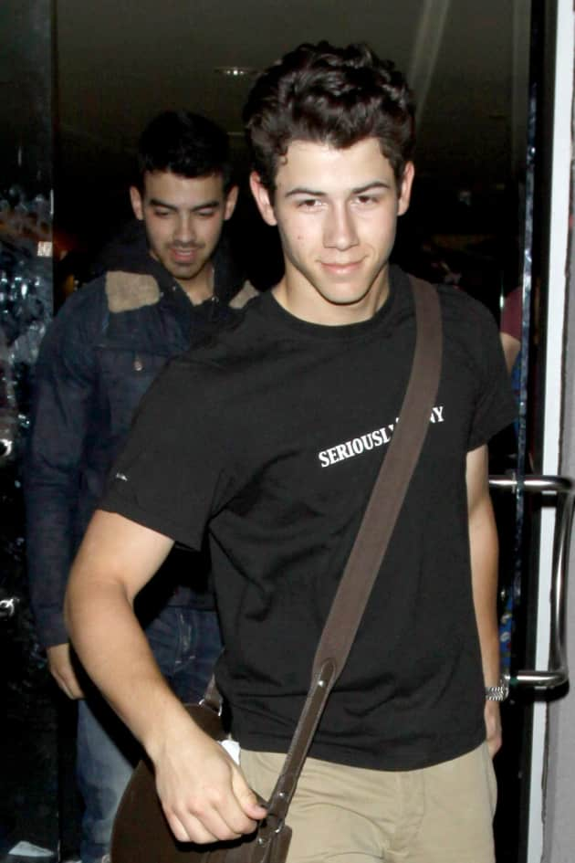 Image of Nick Jonas