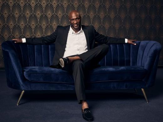Lamar Odom DWTS Photo
