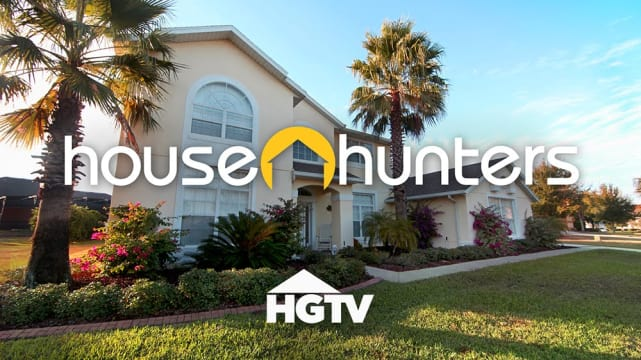House Hunters is STAGED!