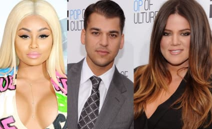 Khloe Kardashian Confronts Rob Kardashian & Blac Chyna: Get the F--K Outta My House!