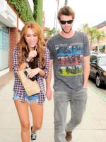 Walking with her Man