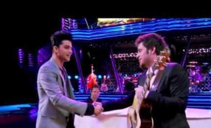 Adam Lambert to American Idol Producer: No Struggles Here!