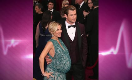 Elsa Pataky, Chris Hemsworth Reveal Names, Photos of Twin Boys