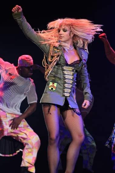 Britney Power!