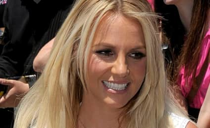 Britney Spears, Mars Curiosity Tweet About Space